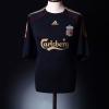 2009-10 Liverpool Away Shirt Gerrard #8 XL