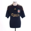 2009-10 Liverpool Away Shirt Kuyt #18 *Mint* L