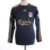 2009-10 Liverpool Away Shirt Torres #9 L/S Y