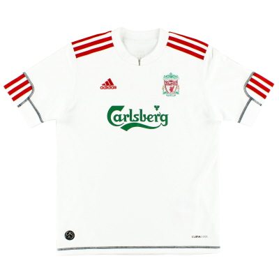 2009-10 Liverpool Third Shirt Y