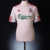 2009-10 Liverpool Third Shirt Johnson #2 L