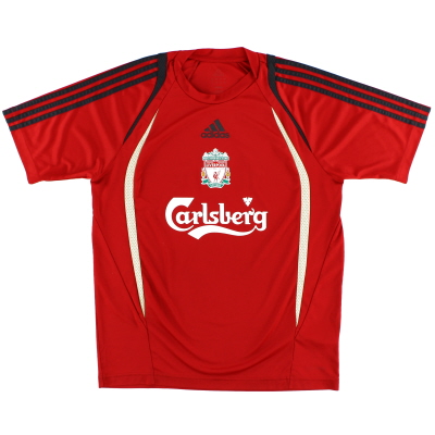2009-10 Liverpool Training Shirt S
