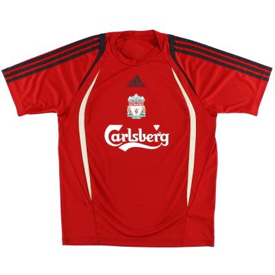 2009-10 Liverpool Training Shirt S