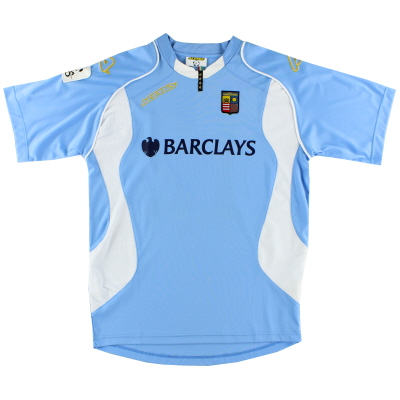 2009-10 Lumezzane Away Shirt #12 L