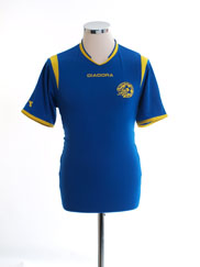 2009-10 Maccabi Tel Aviv Away Shirt