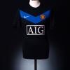 2009-10 Manchester United Away Shirt Rooney #10 M