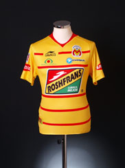 2009-10 Monarcas Morelia Home Shirt *Mint* Women's 14