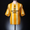2009-10 Newcastle Away Shirt Carroll #24 *Mint* L