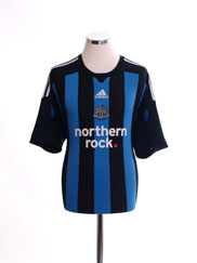 2009-10 Newcastle Third Shirt M