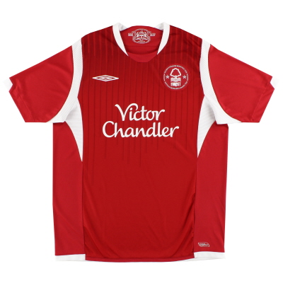 2009-10 Nottingham Forest Home Shirt L
