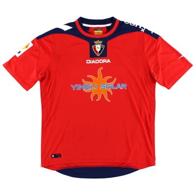 2009-10 Osasuna Home Shirt