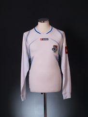 2009-10 Panama Away Shirt *BNIB* L/S