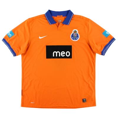 2009-10 Porto Away Shirt XL