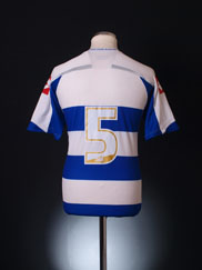 2009-10 QPR Lotto Home Shirt #5 L