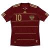2009-10 Russia Home Shirt Arshavin #10 S