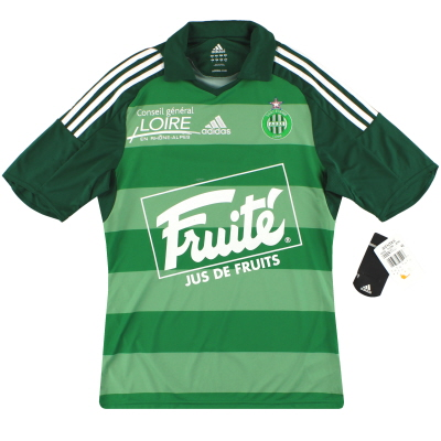 2009-10 Saint Etienne adidas Third Shirt *w/tags* S