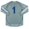2009-10 Schalke Goalkeeper Shirt #1 XXL