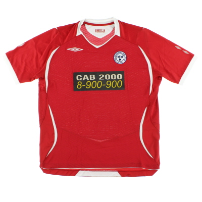 2009-10 Shelbourne Home Shirt XL