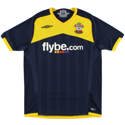2009-10 Southampton Away Shirt *Mint* M