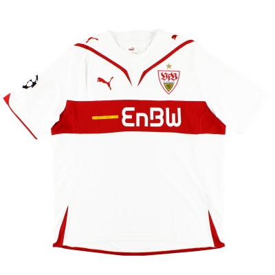 2009-10 Stuttgart Home Shirt L