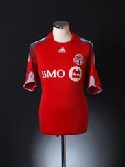 2009-10 Toronto FC Home Shirt M