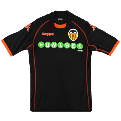 2009-10 Valencia Kappa Away Shirt M