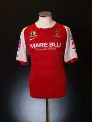 2009-10 Valletta Away Shirt M