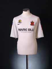 2009-10 Valletta Home Shirt XL