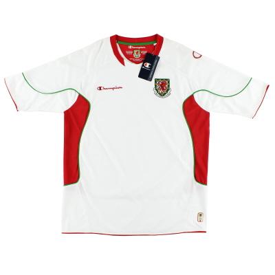 Wales  Away forma (Original)