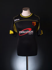2009-10 Watford Away Shirt L