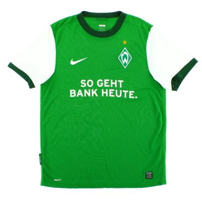 2009-10 Werder Bremen Home Shirt XL.Boys