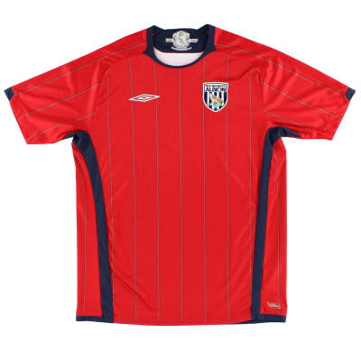 2009-10 West Brom Away Shirt L