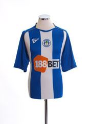 2009-10 Wigan Home Shirt L