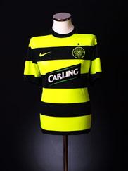 2009-11 Celtic Away Shirt M