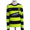2009-11 Celtic European Player Issue Away Shirt Samaras #9 L/S XL