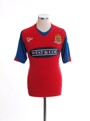 Retro Dagenham & Redbridge Shirt