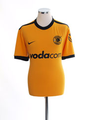 2009-11 Kaizer Chiefs Home Shirt M