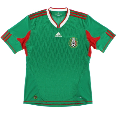2009-11 Mexico Home Shirt XL