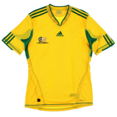 2009-11 South Africa Home Shirt *Mint* S
