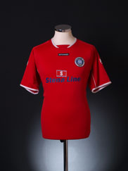 2009-11 Stranraer Away Shirt XL