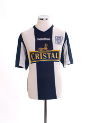 2009 Alianza Lima Home Shirt M