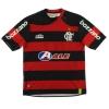 2009 Flamengo Home Shirt Ronaldinho #10 S