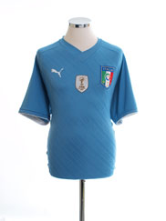 2009 Italy Confederations Cup Home Shirt XL