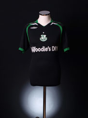 2009 Shamrock Rovers Away Shirt S