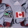 2009 Toronto FC Player Issue Away Shirt L/S XXL