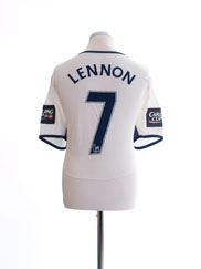 2009 Tottenham 'Carling Cup Final' Home Shirt Lennon #7 L