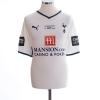 2009 Tottenham 'Carling Cup Final' Home Shirt Lennon #7 L