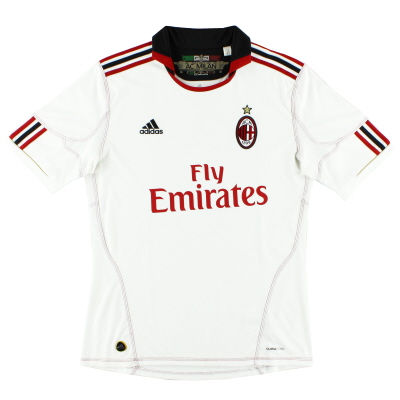 2010-11 AC Milan Away Shirt L
