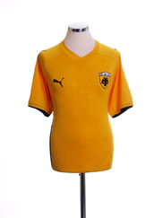 2010-11 AEK Athens Home Shirt XL