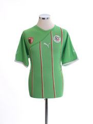 2010-11 Algeria Away Shirt XL